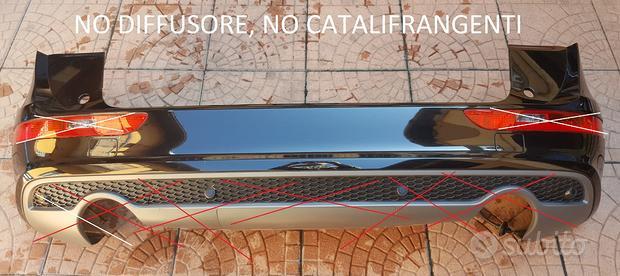 Paraurti Posteriore Q5 SQ5 Originale S-Line 8R
