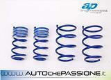 Kit molle sportive AP per BMW Serie 6 E63/E64 20