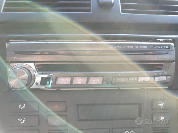 Autoradio dvd navigatore Alpine (iva-d300r,n099p)