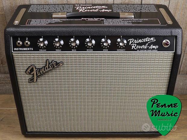 Fender 64 Custom Princeton Reverb Hand-Wired