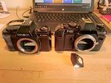 Macchine fotografiche per pezzi di ricambio
