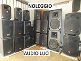 Casse acustiche, impianto audio