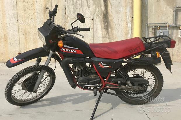 Cagiva SXT 125