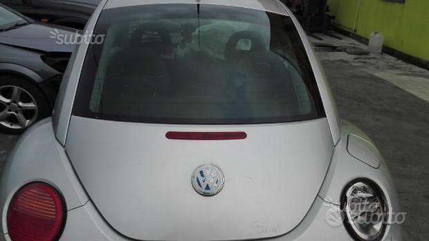Baule vw new beetle