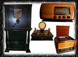 Collezione Radio antiche