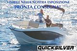 Open Quicksilver Mercury 555 senza patente