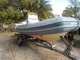 Gommone novamarine 540 con carrello 860 kg