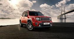 Jeep Renegade 2019 1.6 mjt Limited 2wd 130cv