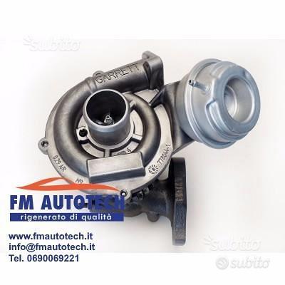 Turbina Garrett 799171 Fiat,Lancia,Ford,Opel 1.3