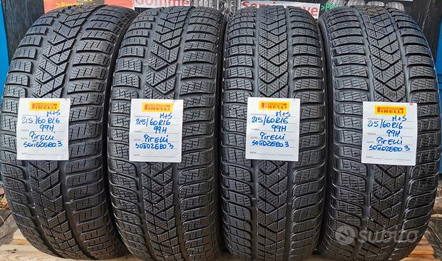 Gomme 215/60/16 205/65/16 205/60/16 205/55/16