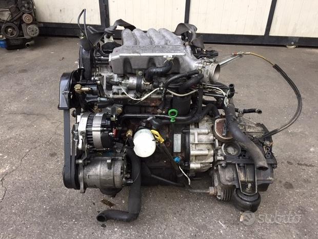 Motore cambio automat. Volvo 460 94 2000cc B.B20F