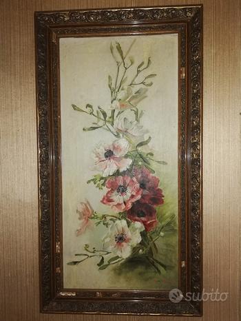 Quadri raffigurante fiori