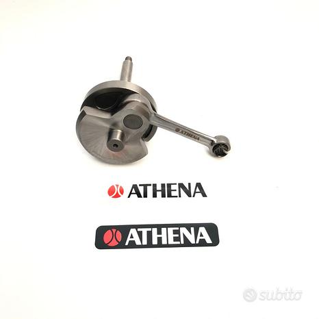 Albero motore anticipato lucidato Athena Ciao Si