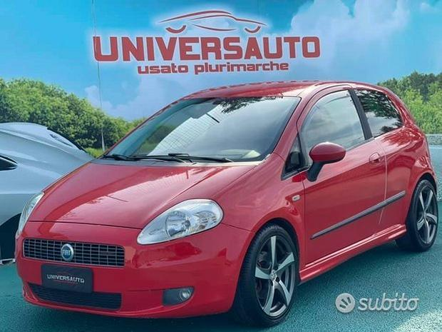 Fiat Grande Punto 1.9 MJT 130cv Sport 2006