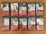 """24 VHS """"La Guerra in Italia 1943-1945"""" inedito DVD"""