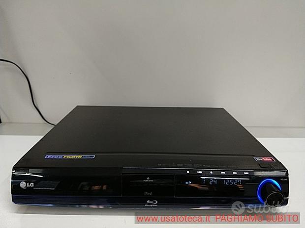Lettore blu ray amplificato hb-354bs dvd con telec
