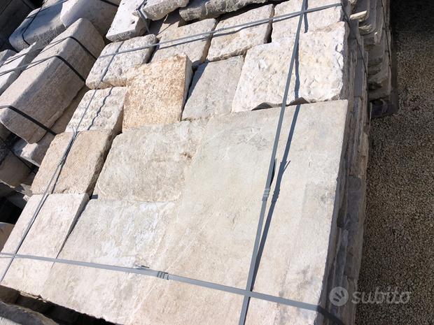 Per restauri pavimenti in pietra di recupero