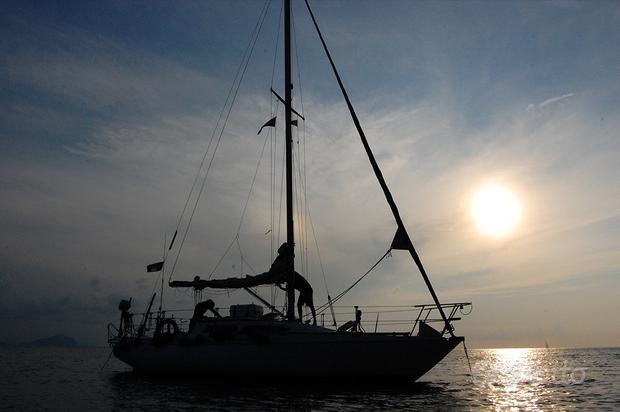 Barca a vela caipirinha giraldoni 30 piedi