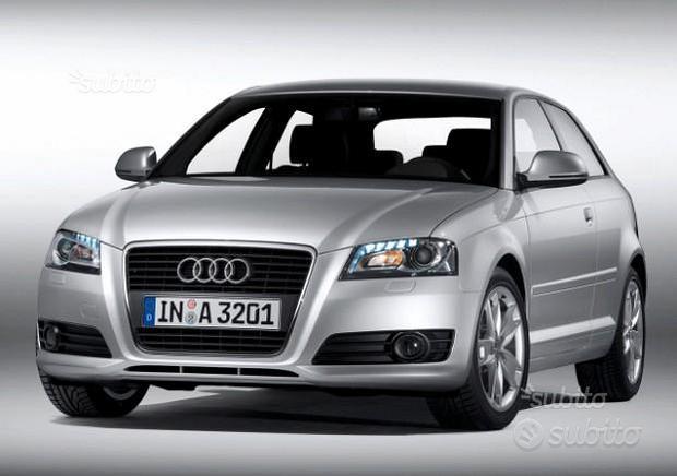 Ricambi nuovi auto Audi A3 dal 2008 al 2012