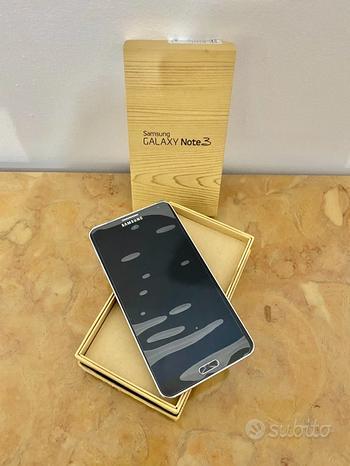 Samsung note 3 come nuovo