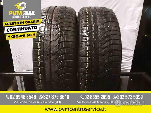 Gomme usate 20555 r17 nokian inv au