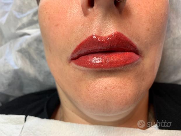 Micropigmentazione sopracciglia e labbra