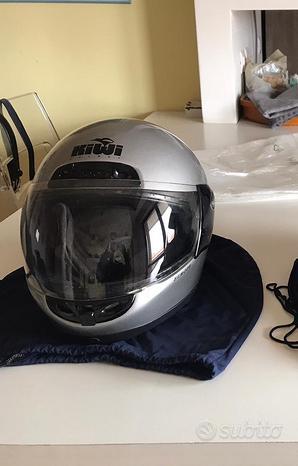 Casco + accessori moto