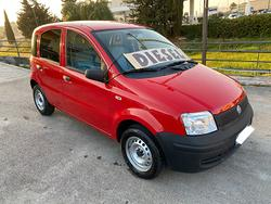 Fiat panda 1.3 mjet van 2 posti come nuova