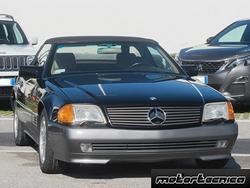 Mercedes -benz sl 500 cat -cabrio