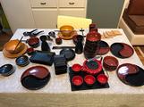 Set piatti giapponese