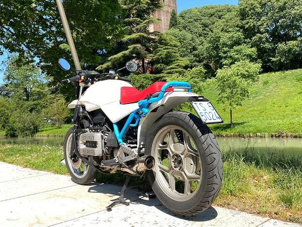 BMW K 75 Special - Cafe Racer