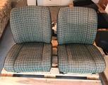 Autobianchi A112 sedili anteriori originali A 112