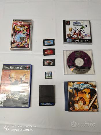 Giochi per varie console