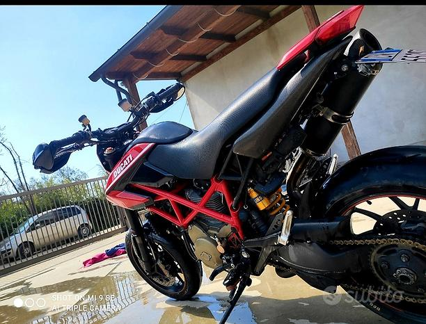 Ducati Hypermotard 1100 - 2011
