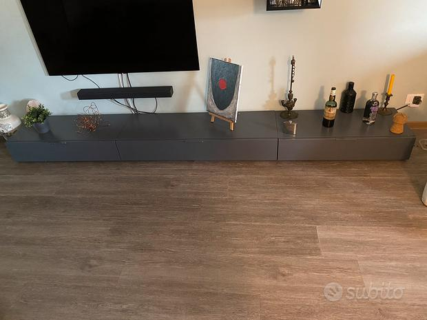 Salotto Mobile mobili moderno design grigio