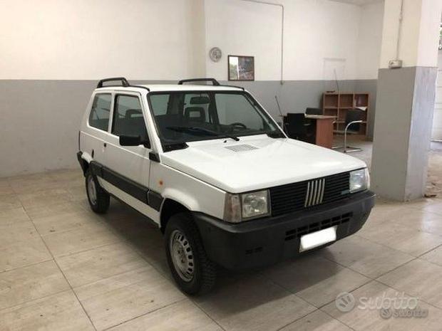 Fiat Panda 1000 4X4 Trekking GANCIO TRAINO