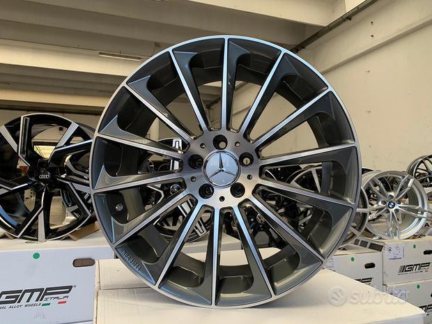 Cerchi NUOVI Mercedes raggio 19 cod.438932