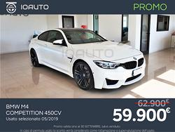 Bmw M4 Competition - PROMO - 2019