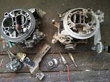 Carburatori Weber per Suzuki