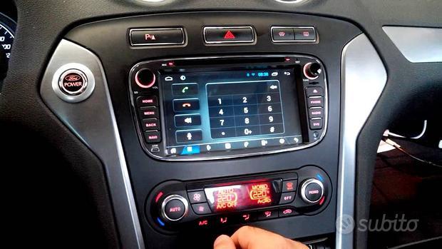 Autoradio navigatore ford focus mondeo smax wifi