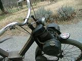 Motorino bici a motore Solex - Anni 50