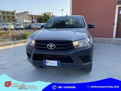 Toyota Hilux 2 Porte 2.4 150cv
