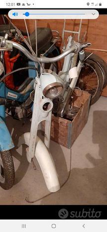 Benelli 125, vivi turismo 50cc 3 marce