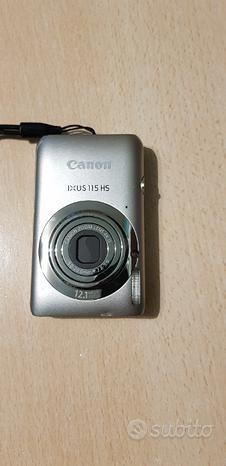 Canon dsc iuxs 190 grigio