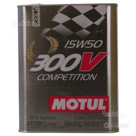 Motul 300V Competition 15W50 2 L AUTO COMPETIZIONE