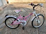 "Bici da bambina VM serie Papillon 20"""