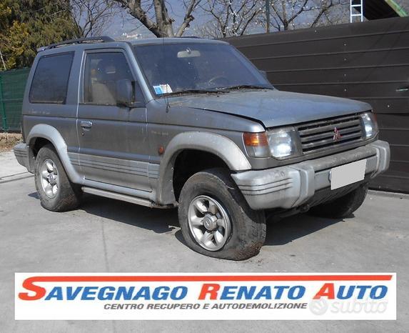 Ricambi usati Mitsubishi Pajero v20 1991-1999