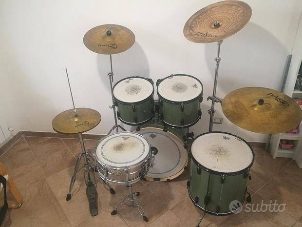 Batteria Acustica Pearl Vision SST BIRCH PLY SHELL