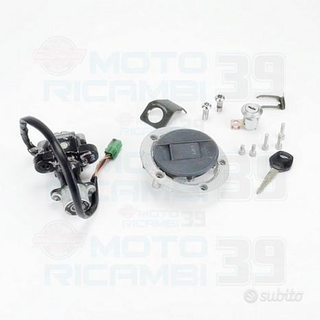 Blocchetto chiave Suzuki sv 650 s 06 11