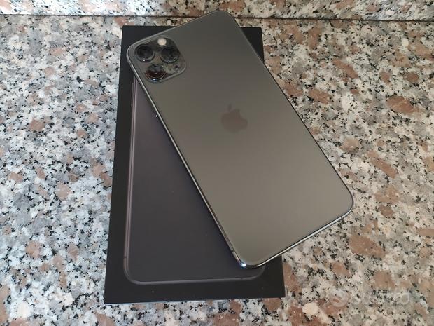 Apple iPhone 11 Pro Max 256Gb Grey Unieuro